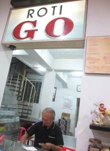 Pemilik Toko Roti Go